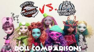 Halloween Monster High Dolls by Isi Dawndancer Review Batsy Claro U0026 Kjersti Trollson Monster High