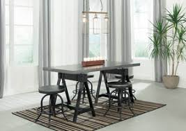 round table modesto mchenry dining room furniture and more for less