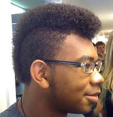 curly hairstyles black male afro mohawk hairstyles for men stirring curly hairstyles for black