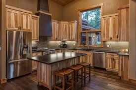 hickory kitchen island hickory kitchen cabinets tile backsplash optimizing home decor