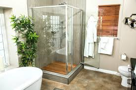 Shower Floor Tile Ideas by Wooden Shower Floor Tile Ideas U2013 Thematador Us