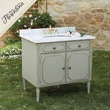 Distressed Bathroom Vanities Florentina Casoria Single Bath Vanity In Grey