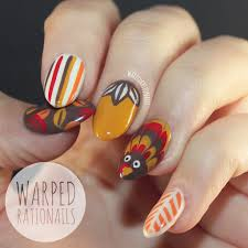 5 thanksgiving nail designs you can draw inspiration from community