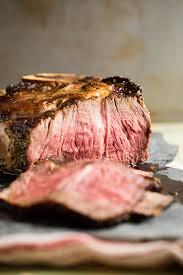 Salt Crusted Beef Tenderloin by King Cut Ribeye Steak Foodness Gracious