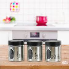 modern kitchen canisters inspirational modern kitchen canisters priapro com
