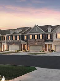Providence Hill Townhomes Columbia Mo by New Homes At Central Park In Charlotte North Carolina Pulte