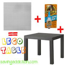 end tables ikea fun with ikea and lego of course a easy to diy lego table that u0027s