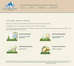 How To Make Building Plans For Permit by Home La Plata County U0027s Community Development Services Dep
