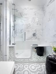designs trendy shower tub combo australia 124 choose installing