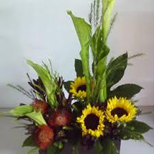 sunflower arrangements sunflowers to floral arrangements by