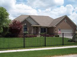 regis ornamental aluminum fence residential and commercial