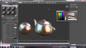 3d Max by Physically Based Lighting Shader 3ds Max Wip Youtube