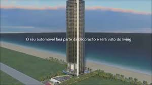 miami porsche tower porsche designer tower miami com garagem andar do apartamento