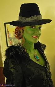 Wicked Witch Halloween Costume Zelena Wicked Witch Costume Witches Costumes Wicked