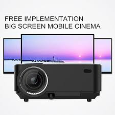amazon black friday projector deals 2017 amazon com synchronize smart phone screen projector 2017 updated
