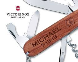 personalized swiss army knife swiss army knife etsy