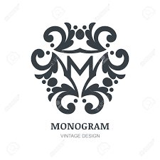 vector luxury logo design template decorative vintage ornament