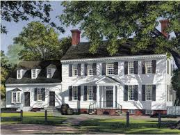 federal style home plans colonial home plans mansion small house style floor modern eplans