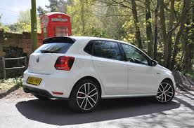 a hole lot of fun in the new polo gti