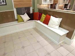 corner bench seating with storage uk indoor bench seat with