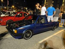 volkswagen pickup slammed vwvortex com any pics of the slammed blue g60 caddy