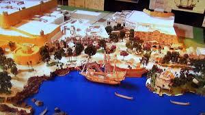 shanghai disneyland treasure cove harbor details first pirate