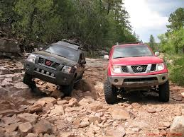 2000 nissan frontier lifted trail pictures of a 12