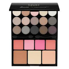 makeup palette nyx professional makeup