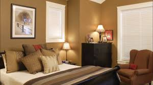 Contemporary Interior Design Ideas With Dark Brown Color Schemes - Contemporary bedroom paint colors