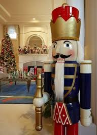 at korner s folly nutcrackers in foyer www