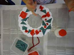 lesson plans michigan christmas art activities for preschoolers