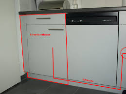 küche einbauen waschmaschine einbauen in einbauküche und anschliessen kosten