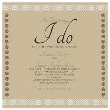 what to say on a wedding invitation wedding invitations time to say i do at minted