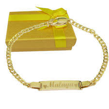 customized baby bracelets 14k gold baby bracelet ebay