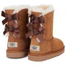 ugg womens boots bailey bow brown bailey bow boots startsaving shoes bow
