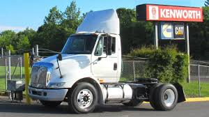 cheap kenworth w900 for sale used 2003 international 8600 single axle day cab for sale at