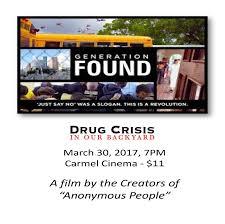 drug crisis in our backyard film screening of u201cgeneration found