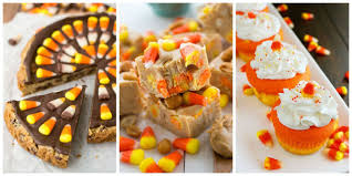 get in the halloween spirit 18 candy corn inspired desserts to try this halloween