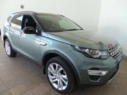 land rover 2015 land rover discovery sport sd4 hse luxury was