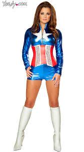 Patriotic Halloween Costume Ideas Patriotic Halloween Costumes Patriotic Costumes Womens