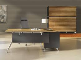 Office Desk Wooden Awesome Modern Wood Office Desk Pictures Liltigertoo