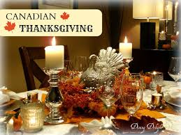 dining delight canadian thanksgiving