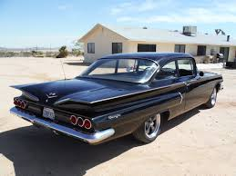 corvette stingray 1960 1960 chevrolet impala biscayne 2 door muscle car