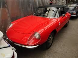 alfa romeo classic spider classic 1967 alfa romeo spider duetto cabriolet roadster for