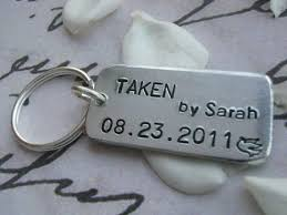Anniversary Gifts For Men Engagement - taken keychain perfect gift ideas men pinterest