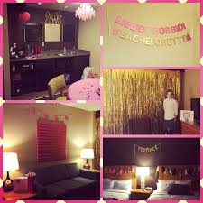 Barbie Wedding Room Decoration Games Hotel Room Decorated For A Bachelorette Party Bachelorette