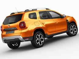 renault duster 2019 3d model dacia duster 2018 cgtrader