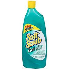 Scrub Gel soft scrub gel with dia 01650 d orazio cleaning supply