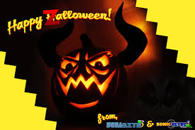 picture of happy halloween halloween archives sonic retro