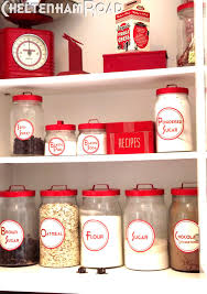 vintage style kitchen canisters lets spice things up retro kitchens and kitchen